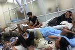 82 nhân viên của Formosa nhập viện vì ngộ độc thức ăn