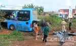 Xe ô tô khách đối đầu xe tải, 3 người thương vong