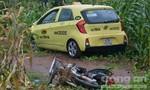 Thai phụ mang thai 9 tháng bị taxi tông tử vong