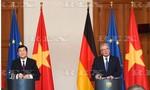 Thủ tướng Merkel: Đức ủng hộ lập trường chính nghĩa của Việt Nam về Biển Đông