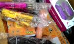 Bắt lô hàng thuốc, đồ chơi kích dục nhập lậu với số lượng cực lớn