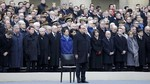 Lễ tưởng niệm đầy xúc động các nạn nhân trong các cuộc tấn công khủng bố tại Paris