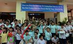 Giao lưu với học sinh trường chuyên biệt: Cầu nối yêu thương giữa các em học sinh