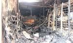 Dân ném đá báo cháy, gia chủ tỉnh giấc chạy thoát thân