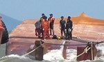 Vì sao tàu Hoàng Phúc 18 gặp nạn ở Soài Rạp?