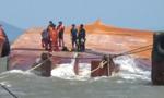 Vụ chìm tàu ở Soài Rạp: Thi thể chủ tàu trôi về tận vùng biển Trà Vinh