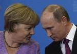 Putin đứng đầu danh sách Forbes những người quyền lực nhất thế giới năm 2015