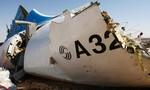 Mỹ, Anh tình nghi máy bay Nga rơi ở Sinai do trúng bom IS
