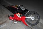 Công an quận 4 tìm chủ nhân chiếc xe máy bỏ tại hiện trường vụ tai nạn
