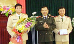 Khen thưởng phòng CSGT Công an Quảng Bình vì từ chối nhận tiền hối lộ của tên buôn ma túy