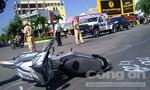 Clip: Viện trưởng Viện KSND huyện có nồng độ cồn vượt mức cho phép trong lúc gây tai nạn