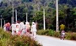 Huy động lực lượng lớn truy bắt một tù nhân trốn trại