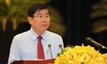 Ông Nguyễn Thành Phong được bầu làm Chủ tịch UBND TP.HCM