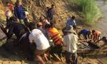 Tìm thấy thi thể người đàn ông bơi qua sông bắt rắn bị nước cuốn trôi