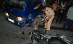 Hai vụ tai nạn nghiêm trọng xảy ra cùng lúc trên một đoạn đường