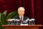 Khai mạc Hội nghị lần thứ 13 Ban Chấp hành Trung ương Đảng khóa XI