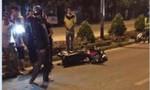 Nghệ An: Chạy ẩu trong đêm, taxi Mai Linh gây tai nạn