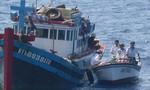 Bắt nhiều vụ phạm pháp trên biển
