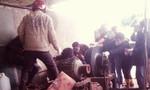 Một công nhân bị máy xay phế liệu cuốn nát nửa người, tử vong tại chỗ