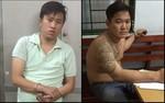 Cảnh sát đặc nhiệm đạp ngã xe bắt gọn hai tên cướp