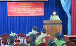 Hội phụ nữ Công an TP.HCM: Chuẩn bị đại hội phụ nữ cơ sở