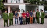 Nghệ An: Bắt 6 đối tượng bị trốn nã ở tại các tỉnh phía Nam về quy án