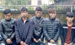 Đi xe máy từ Nghệ An qua Hà Tĩnh để thực hiện 21 vụ trộm cắp