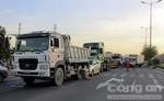 Tai nạn liên hoàn 8 xe trên xa lộ Hà Nội