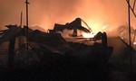 Cháy chợ lúc rạng sáng, nhiều tài sản của dân bị thiêu rụi