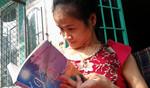 Hồn thơ mãnh liệt của cô gái da cam chưa một ngày đến trường