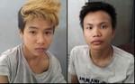 Bắt băng cướp nhí chuyên nhắm vào các cặp tình nhân