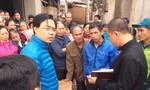 Clip phỏng vấn hàng xóm gần nhà gia đình bị kẻ trộm đâm chết ở Hà Nội