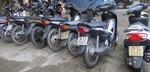 Triệt phá hai ổ nhóm trộm cắp xe máy