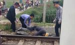 Người đàn ông băng qua đường dân sinh bị tàu hỏa tông chết