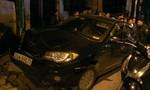 """Thêm một """"xe điên"""" tông nhiều xe máy khiến ba người bị thương"""