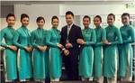 Vietnam Airlines thay 'áo mới'