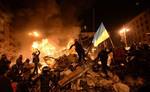 Chiếu tướng nhau ở Ukraine