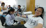 Hiến máu đầu năm vì bệnh nhi ung thư