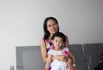 Hai mẹ con cùng mắc bệnh tim được miễn phí phẫu thuật