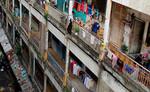 Di dời khẩn cấp các hộ dân tại chung cư Cô Giang