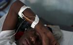 Haiti trước nguy cơ dịch tả lan tràn