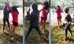 Bị nói xấu trên Facebook, nữ sinh đánh nhau tơi tả