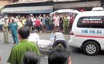 Một phụ nữ bị xe tải cán tử vong