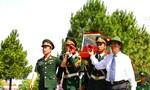Quảng Trị: Đón 15 liệt sĩ hy sinh tại chiến trường Lào về với đất mẹ