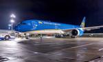 Máy bay Boeing 787-9 Dreamliner đầu tiên của Vietnam Airlines... rời xưởng