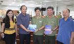Thứ trưởng Bộ Thông tin và Truyền thông thăm báo Công an TP.HCM