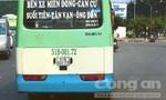 Tuyến TPHCM - Đồng Nai: Bát nháo xe buýt thật giả