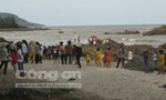 Tắm biển, ba học sinh lớp 5 mất tích