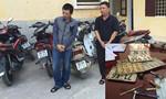 Bắt đối tượng nghiện chuyên trộm cắp tại các khu nhà trọ