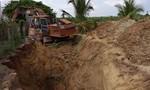 Hai công nhân bị đất sạt lở vùi chết